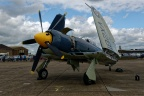 Hawker Sea Fury FB.11 VX-281